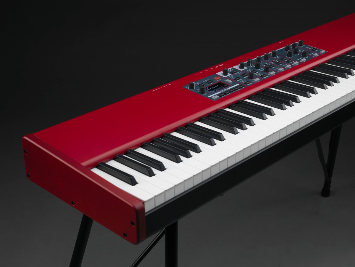 introducing the nord piano 4 nord keyboards. Black Bedroom Furniture Sets. Home Design Ideas