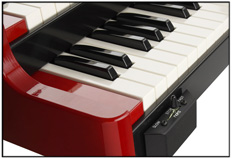 Close up of Nord C2