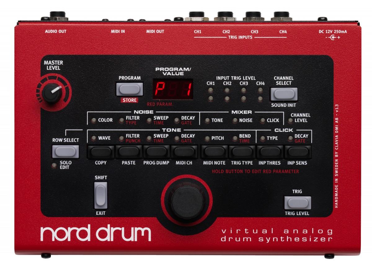 nord drum nord keyboards. Black Bedroom Furniture Sets. Home Design Ideas