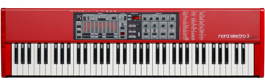 Nord Electro 3 | Nord Keyboards