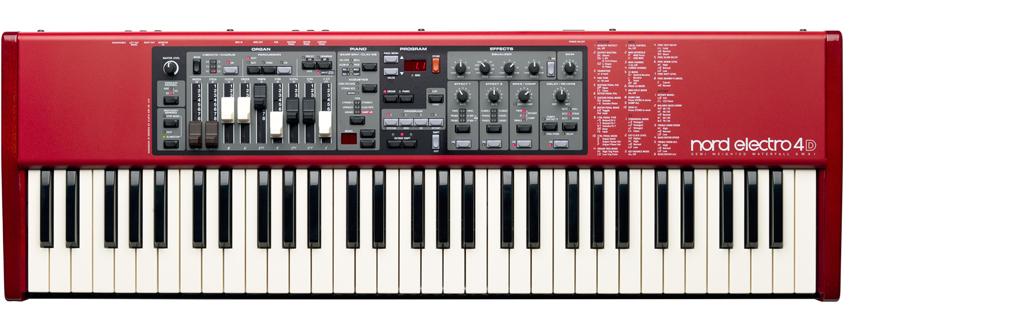 Nord Electro 4d : nord electro 4 nord keyboards ~ Hamham.info Haus und Dekorationen
