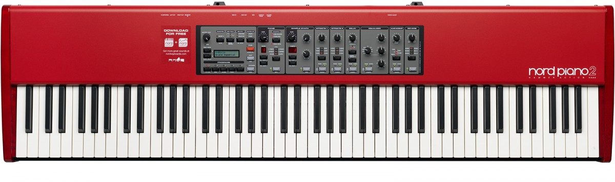 Nord Piano 2 | Nord Keyboards