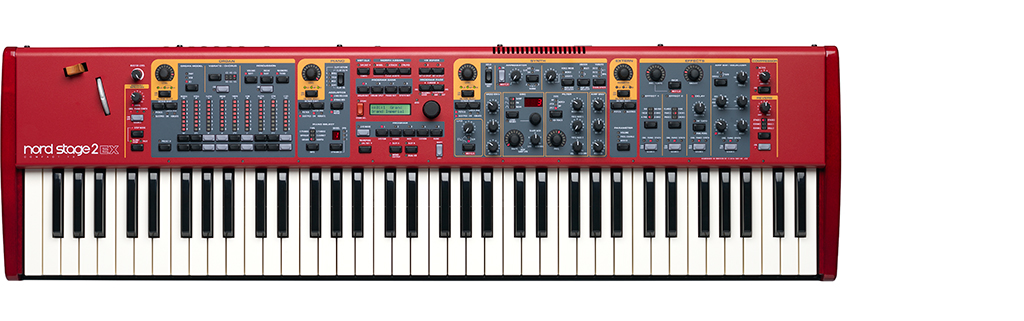 Nord Stage Ex Compact Models on Yamaha Keyboards Parts