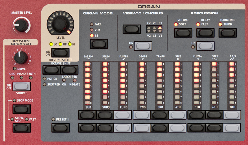 Nord Stage 2 | Nord Keyboards