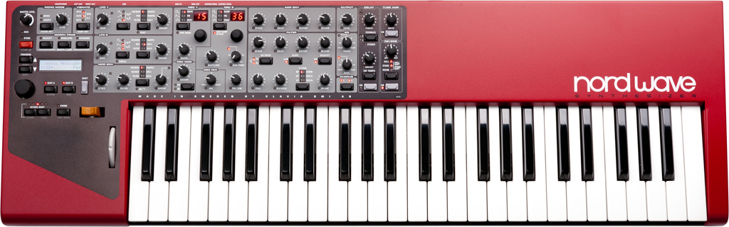 Nord Wave | Nord Keyboards