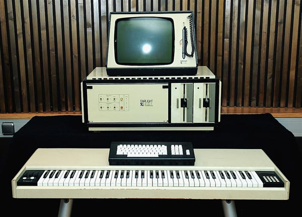 Fairlight Nord Keyboards