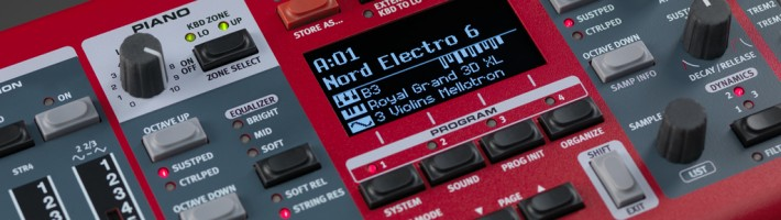 Nord Electro 6 | Nord Keyboards