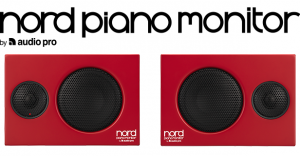 Nord Piano Monitor speakers