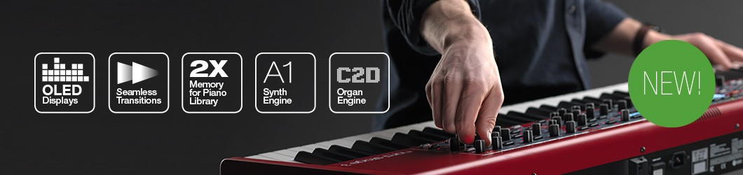 Nord Stage 3 | Nord Keyboards